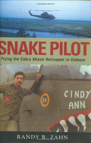 Snake Pilot By Randy R. Zahn