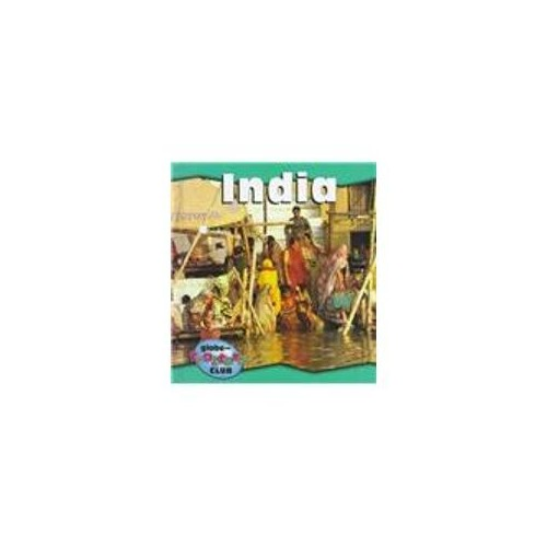 GLOBETROTTERS:INDIA By Tom Streissguth