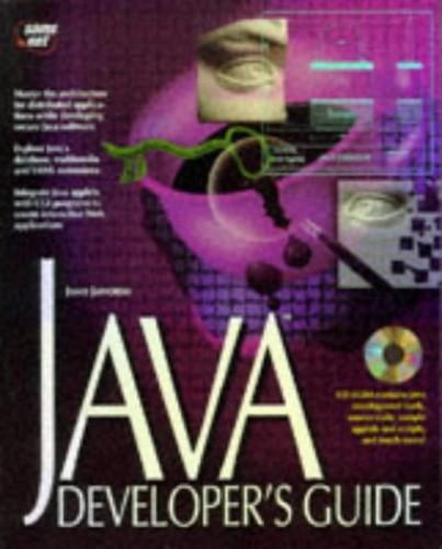 Java Developer's Guide By James Jaworski