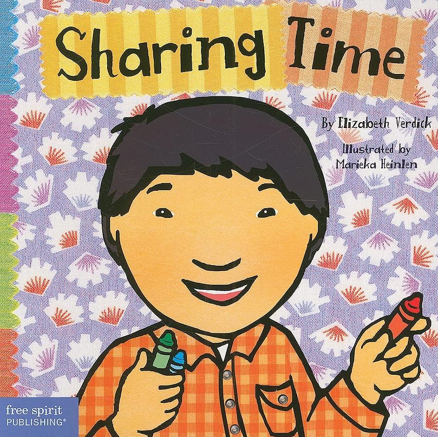 Sharing Time By Elizabeth Verdick