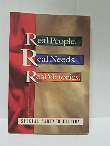 Real People Real Needs Real Victories By Kenneth Copeland