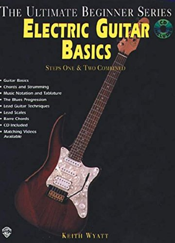 electric guitar basics by keith wyatt used very good 1576234061 world of books. Black Bedroom Furniture Sets. Home Design Ideas