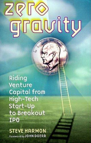 Zero Gravity By Steve Harmon