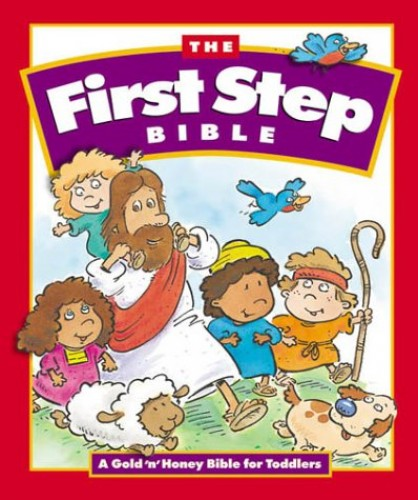 First Step Bible By Mark Thomas