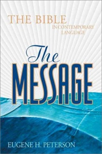 The Message-MS By Eugene H Peterson