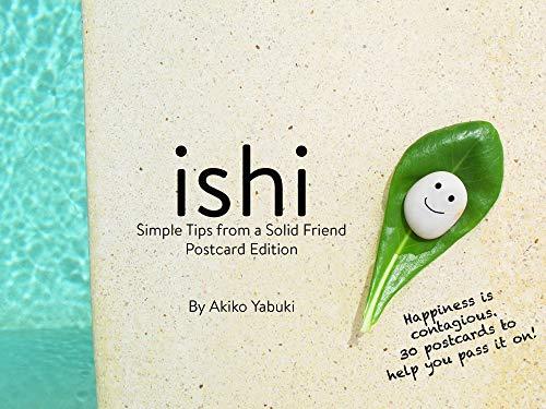 Ishi Postcards von Akiko Yabuki