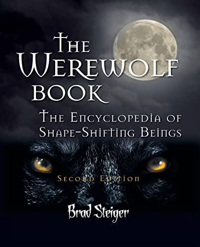 The Werewolf Book By Brad Steiger
