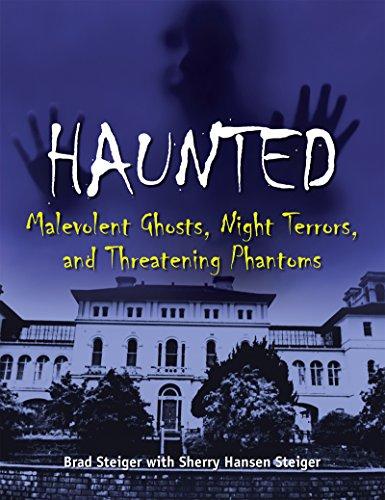Haunted By Brad Steiger