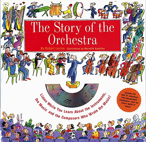 The Story Of The Orchestra By Meredith Hamilton