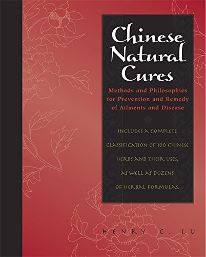 Chinese Natural Cures By Henry C. Lu