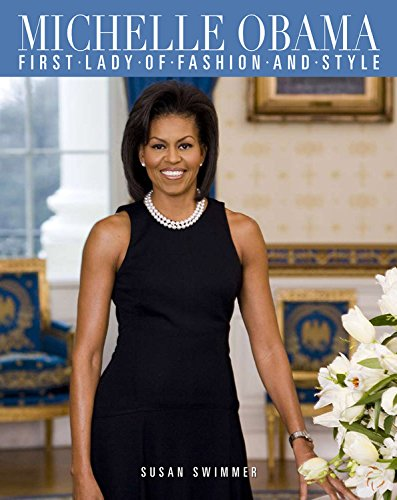 Michelle Obama By Susan Swimmer