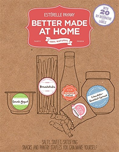 Better Made At Home By Esterelle Payany