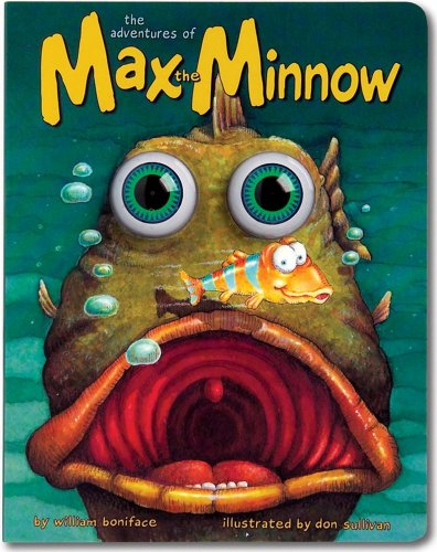Adventures of Max the Minnow (Eyeball Animation) By William Boniface