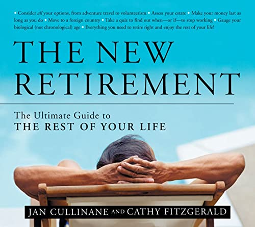 The New Retirement By Jan Cullinane