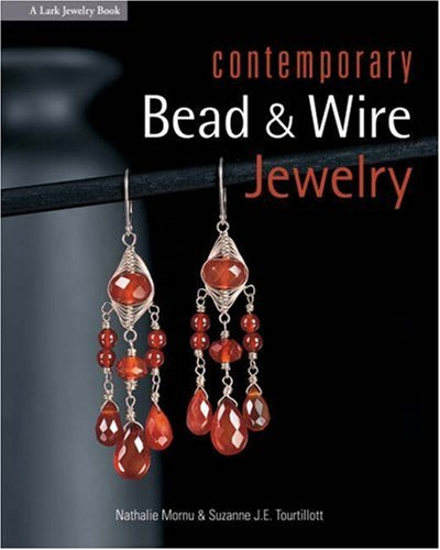 Contemporary Bead and Wire Jewelry By Nathalie Mornu