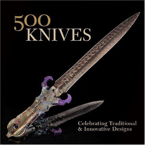500 Knives By Marthe Le Van