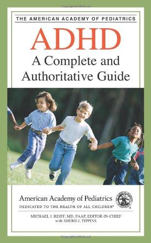 ADHD By AAP - American Academy of Pediatrics
