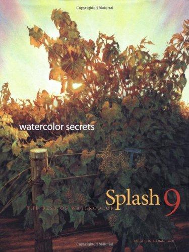 Watercolor Secrets By Rachel Wolf