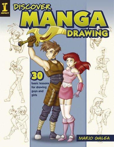Discover Manga Drawing By Mario Galea