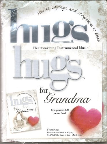 Hugs for Grandma Book/CD By Chrys Howard
