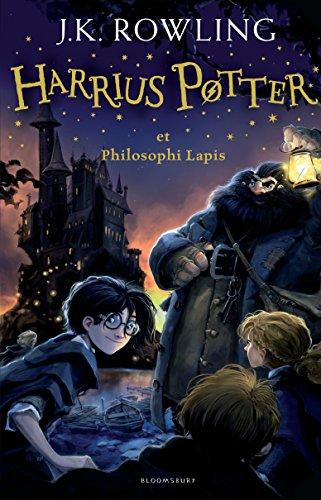 Harrius Potter Et Philosophi Lapis By J K Rowling
