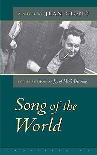 The Song of the World By Jean Giono