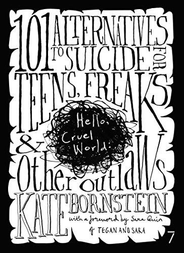 Hello, Cruel World By Kate Bornstein