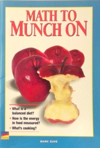 Math to munch on (Navigators math series) By Marc Gave