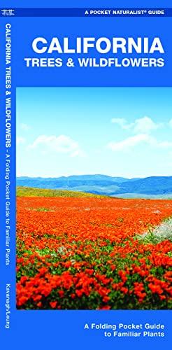 California Trees & Wildflowers By James Kavanagh