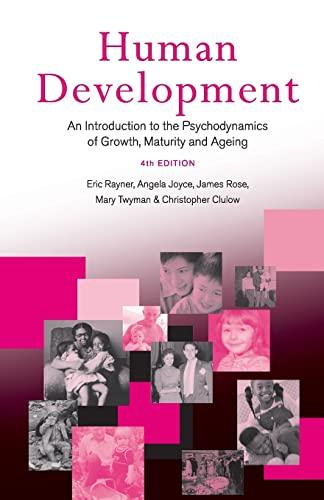 Human Development by Eric Rayner