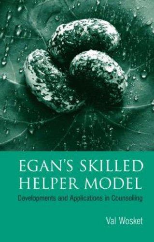 Egan's Skilled Helper Model By Val Wosket (In private practice, York, UK)