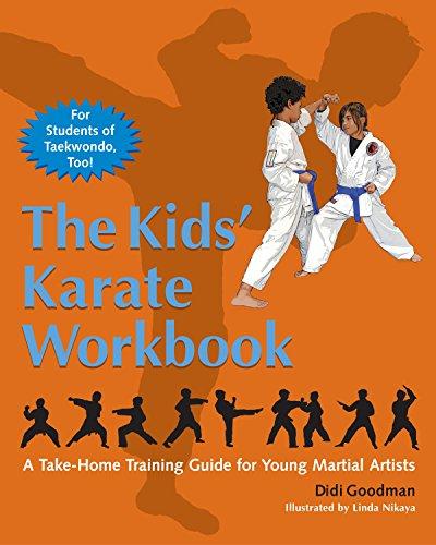 Kids' Karate Workbook von Didi Goodman