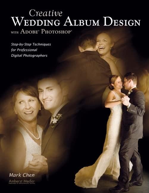 Creative Wedding Album Design With Adobe Photoshop By Mark Chen