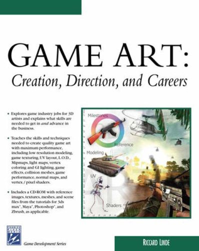 Game Art: Creation, Direction, and Careers by Riccard Linde