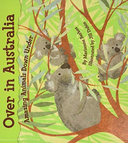 Over in Australia von Marianne Berkes