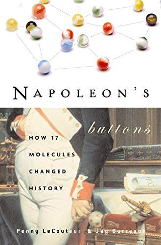 Napoleon'S Buttons By Penny Le Couteur