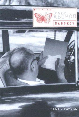 Vladimir Nabokov (Overlook Illustrated Lives) By Jane Grayson