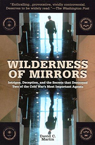 Wilderness of Mirrors By David Martin