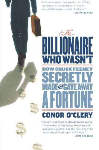 The Billionaire Who Wasn't By Conor O'Clery