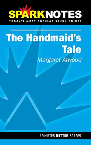 The Handmaid's Tale (SparkNotes Literature Guide) By Margaret Atwood