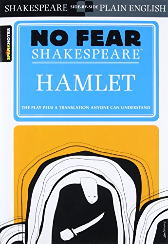 Hamlet (Sparknotes No Fear Shakespeare) By SparkNotes