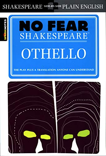Othello (Sparknotes No Fear Shakespeare) By SparkNotes