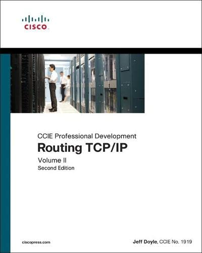 Routing TCP/IP, Volume II By Jeff Doyle