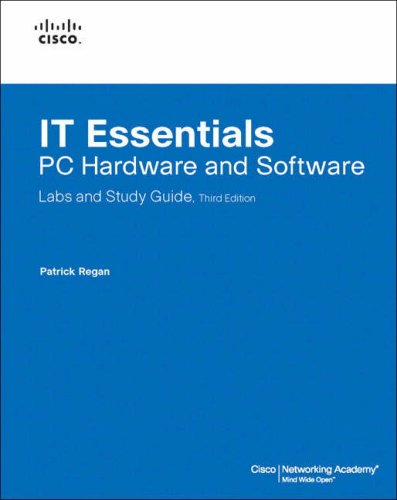 IT Essentials By Patrick Regan