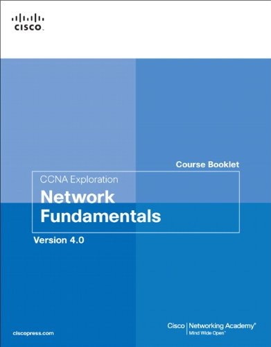 CCNA Exploration Course Booklet By Cisco Networking Academy