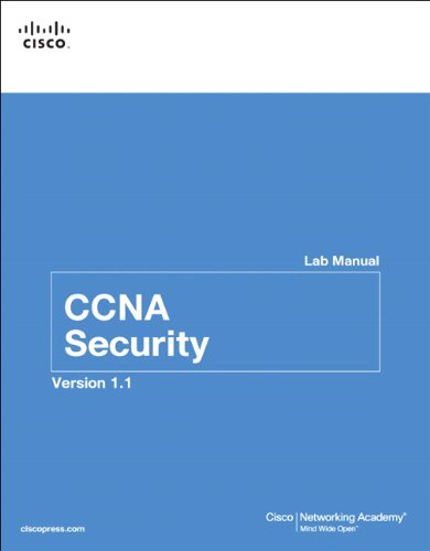 CCNA Security Lab Manual Version 1.1 By Cisco Networking Academy