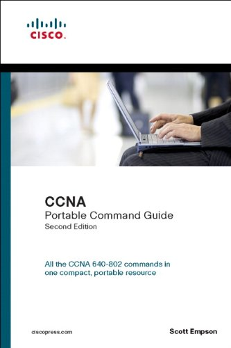 CCNA Portable Command Guide (Self-Study Guide) By Scott Empson