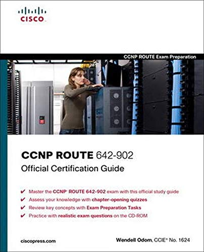 CCNP ROUTE 642-902 Official Certification Guide (CCNP Route Exam Preparation) By Wendell Odom