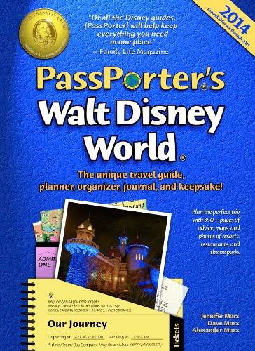 PassPorter's Walt Disney World 2014 By Jennifer Marx
