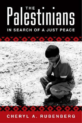 Palestinians By Cheryl A. Rubenberg